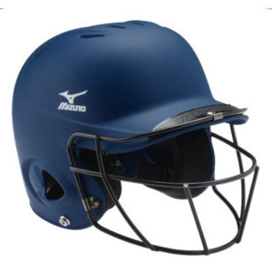 Mizuno Youth Prospect Solid Batting Helmet Size 6 1 2 7 4